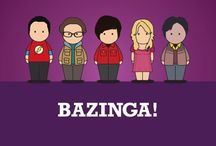 The Big Bang Theory / by -That Girl💙
