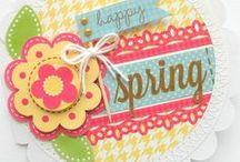 Spring card ideas