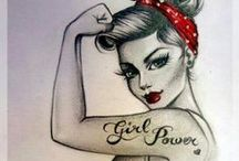 Girl Power / by Tammy Hale