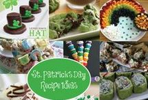St. Patrick's Day / St. Patrick's Day (March 17th) Recipes & Food!