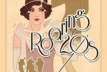 Roaring twenties party