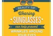 Sunglasses / Protect your eyes, look amazing doing it.