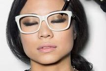Beauty & Glasses / See great, look great.