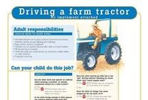 Farm Families Working Safe / Safety work tips for farm families