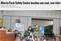 Kindergarten:One Seat-One Rider / To help each child understand the risks of being an extra rider (passenger) on the farm