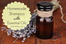Organic Shampoo / Natural Shampoo