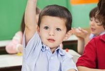 Kindergarten Tips and Tricks / Advice on getting your kids ready for kindergarten.