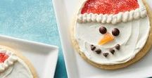 Holly Jolly Treats / Check out these Holly Jolly recipes from General Mills, perfect to make for the holidays & easy with WinCo Bulk Foods! Visit the WinCo Facebook page http://www.facebook.com/winco.official.page/ for a chance to win one of 10, $25 WinCo Gift Cards through 12/21/16 to celebrate!