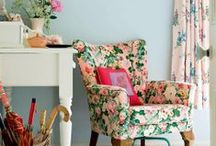 pretty cottage style