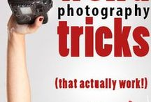 Photography - Tips n Tricks / by Christina Dutkovic