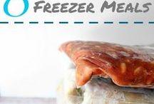 Food: Freezer Meals