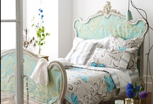Rococo / Rococo is......... French, graceful, excess, asymmetrical, gilded, ornate, scrolls,swirls, romantic, damask, royal, feminine             Rococo (pronounced /rəˈkoʊkoʊ/, /roʊkəˈkoʊ/),  is an 18th-century artistic movement and style, which affected several aspects of the arts including painting, sculpture, architecture, interior design, decoration, literature, music and theatre. The Rococo movement developed in the early part of the 18th century in Paris, France