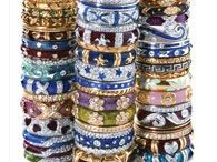 Rings to Stack / Mix and match according to your mood.  Some, is good....More, is better.
