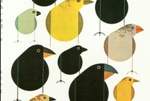 charley harper / by Molly Watt-stokes