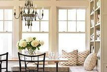 Window Seats/ Beds/ Nooks