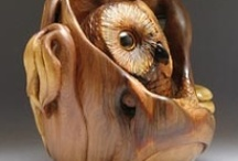 netsuke / by Molly Watt-stokes