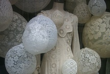 Texture - Lace / by Jane Midgley