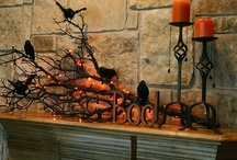 Halloween Decorating / by Sara Robitaille