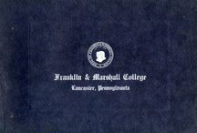 F&M College Photo Books / by Archives & Special Collections, Franklin & Marshall College