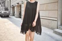 Fashion - dresses / by Meg Malinowska