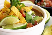 """Recipes: Soups/Stews / Also see, """"Recipes: It's a Crock/ Slow Cooker"""" for soups to make in a slow cooker."""