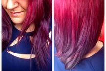 Hair - Colour / by Alexis H