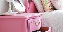Crafty: Furniture Makeovers / furniture make-overs, great painted furniture and upcycles