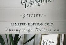Crafty Chalk & Typography