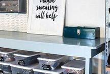 House: Garage / Garage Ideas, Organization &  DIY