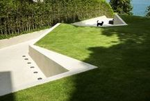Southcot project / Image inspiration for design  Ideas | Simon & Amanda | BlueSky Landscape Design & Build Ltd