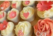 Cupcake decoration / Decor / by Andrea Wright Brashear