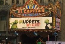 #MuppestMostWanted Blogger Event / 5 Minutes for Mom is attending the Muppets Most Wanted red carpet premiere in Los Angeles.  Dawn will be also attending industry events and will post images of the event on this board.