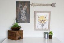 House: Bonus / Rec Poom / Décor & DIY ideas for a Family friendly bonus room (recreation)  space