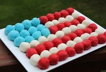 Patriotic / by Jill Mills {Kitchen Fun With My 3 Sons}