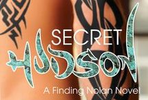 Secret Hudson (A Finding Nolan Novel)