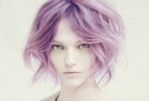 Hair color inspiration for short hair
