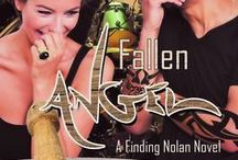 Fallen Angel (A Finding Nolan Novel #3)