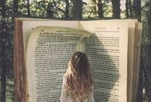 Reading is... / Great books help you understand, and they help you feel understood_John Green