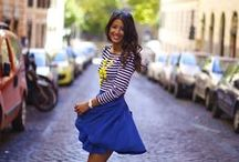Ready To Wear is... / I don't believe there are any fashion rules nowadays. Everything is possible_Luanna Perez