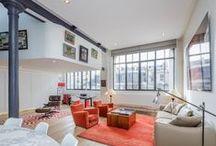 Loft Hauteville / Création d'un loft Rue d'Hauteville, Paris 10ème | Maître d'ouvrage : privé | Studio Vincent Eschalier - Architecture & Design