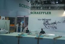 Automechanika Schaeffler / 5/9/2016 Messe Farankfurt