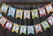 Birthday/Party Ideas / by Sarah Newbold