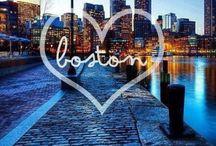 Think I'll go to Boston / by Tina Stanton