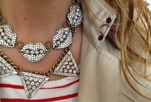 Necklaces and Earrings / Designer and Handmade Jewelry for women, it may be real or fake!  / by Erin Dubrow