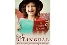Bibliothèque des parents / Une sélection de livres et d'articles pour les parents d'enfants bilingues - biculturelles www.linguatoys.com