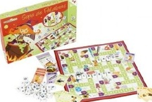 Jeux éducatifs en espagnol / Jeux éducatifs et de société pour apprendre l'espagnol de façon ludique aux enfants www.linguatoys.com