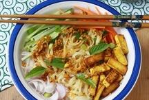 Asian Noodles / by Kris Lee