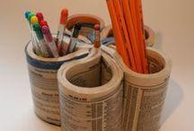 DIY Paper craft / by Rietje de Jong