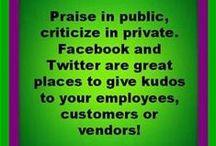 Social Media Rocks! / by Leslie Coty
