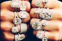 Rings / Real and Fake, but always a girls best friend! / by Erin Dubrow